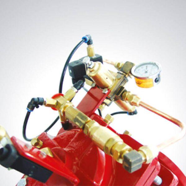 Entrance Pressure Adjustable Pump Control Valve Product Detail