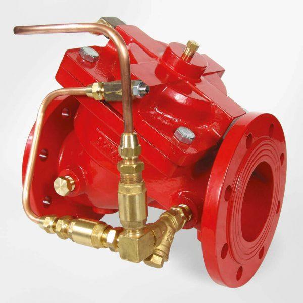 Hidrolik Çekvalf -Hidrolik Kontrol Vanası