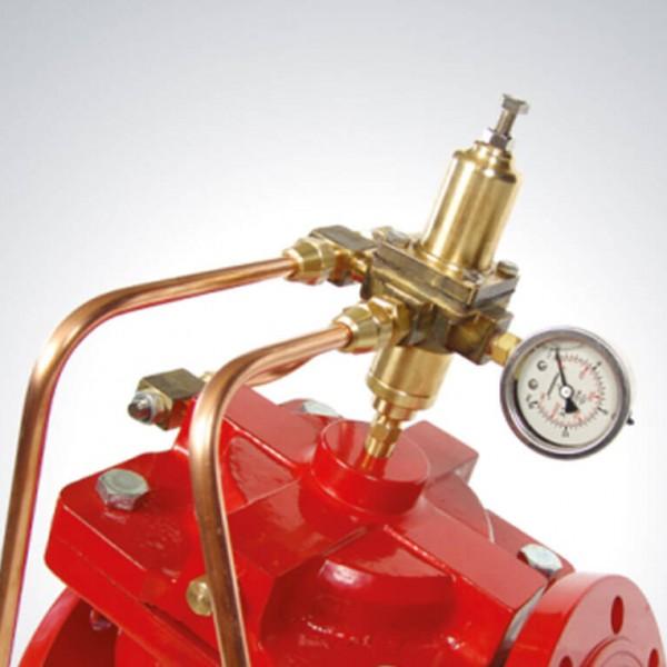 Hızlı Basınç Tahliye Kontrol Vanası Ürün Detayı 1