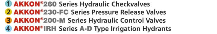 Hydraulic Check Valve Assembly Details-2