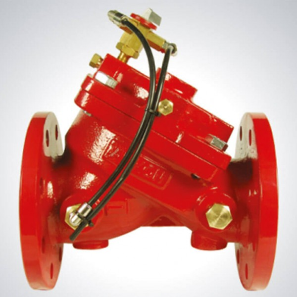 Hydraulic Control Valve Product Detail