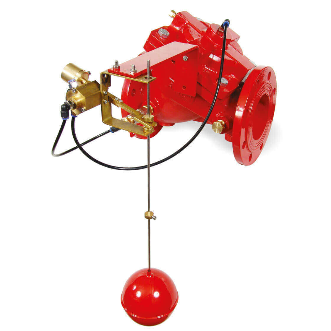 Level Difference Control Valve