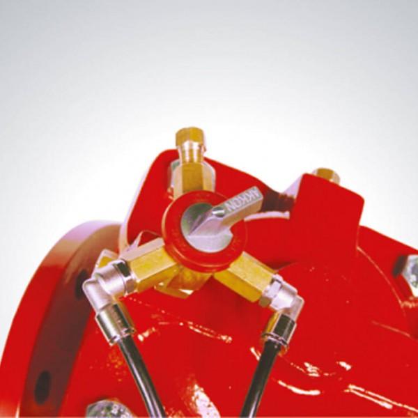 Manuel Hidrolik Kontrol Vanası Ürün Detayı 2