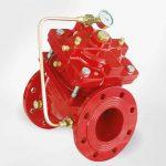 Oransal Basınç Kırıcı Kontrol Vanası 220-DP Vana Urun