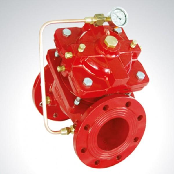 Oransal Basınç Kırıcı Kontrol Vanası Ürün Detayı 1