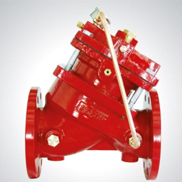 Oransal Basınç Kırıcı Kontrol Vanası Ürün Detayı