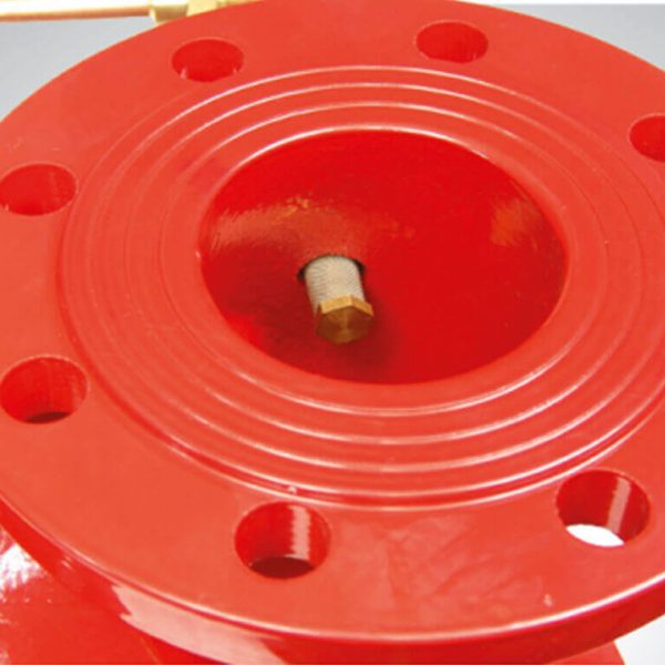 Pipe Burst Rapid Closure Control Valve Product Detail-1