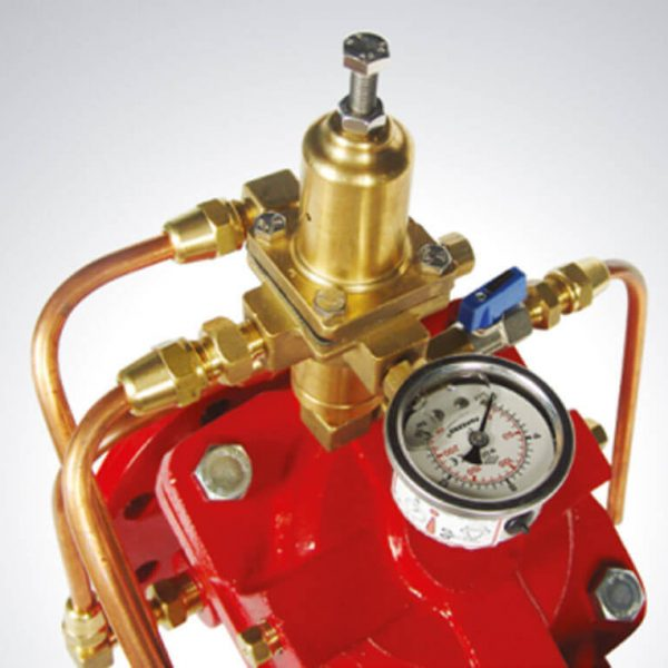 Pipe Burst Rapid Closure Control Valve Product Detail-2
