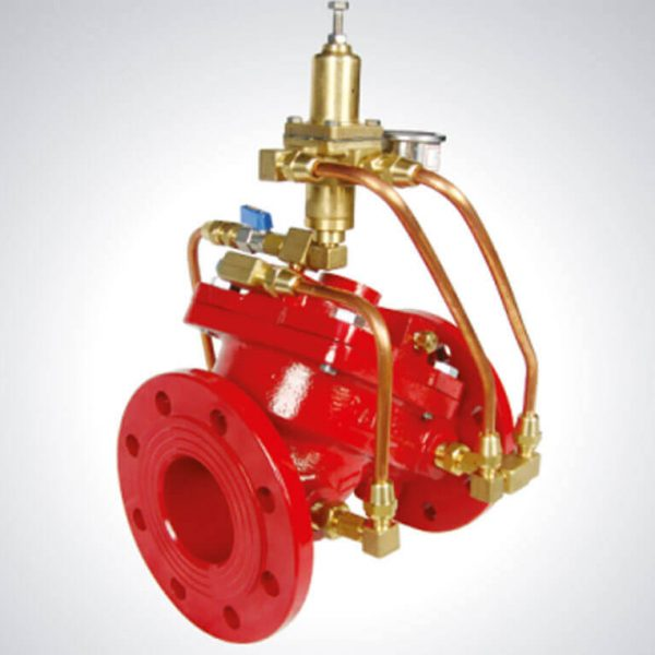 Pipe Burst Rapid Closure Control Valve Product Detail-3