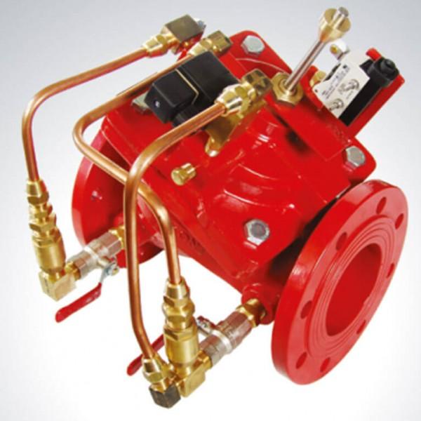 Pompa Kontrol Vanası Elektrik Çekvalf Ürün Detayı 1