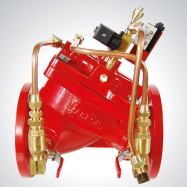 Pompa Kontrol Vanası Elektrik Çekvalf Ürün Detayı 2