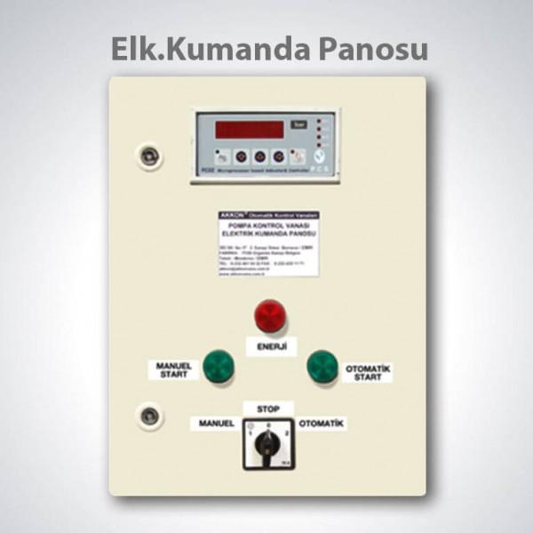 Pompa Kontrol Vanası Elektrik Çekvalf Ürün Detayı 4