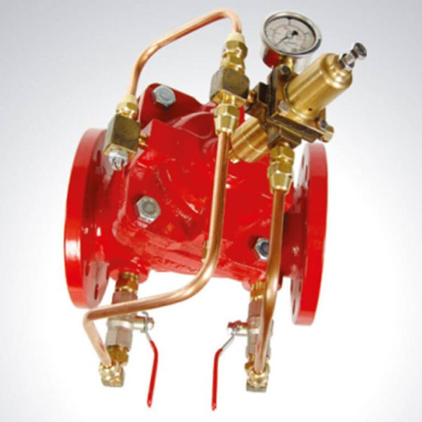 Pressure Stabilizing Control Valve Detail-1