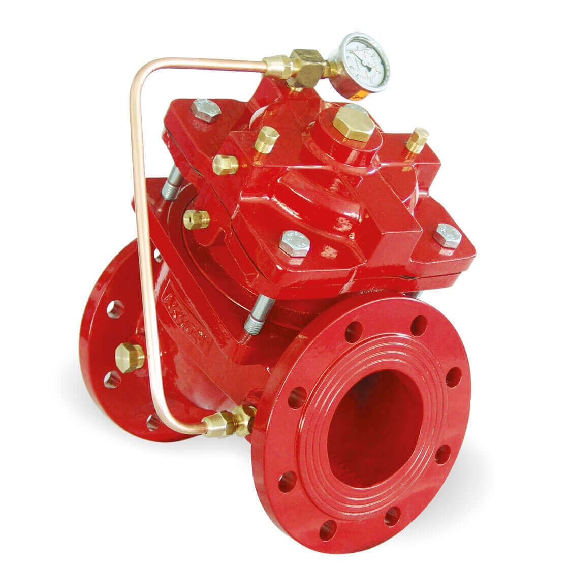 Proportional Type Pressure Reduction Control Valve