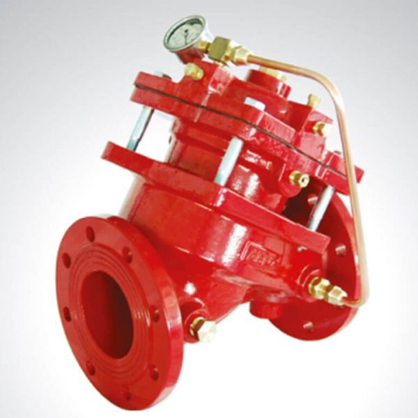 Proportional Type Pressure Reduction Control Valve Product Detail-1