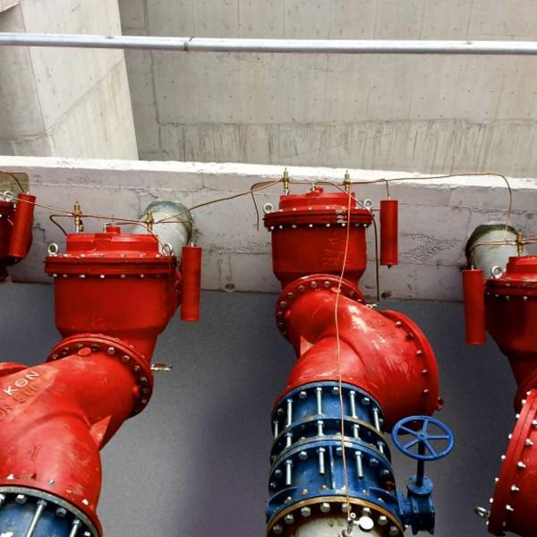 Su Basınç Kontrol Vanaları Uygulama 1