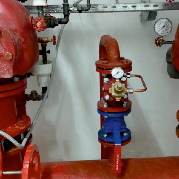 Su Basınç Kontrol Vanaları Uygulama 4