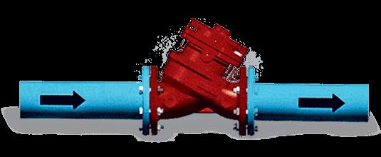 Kontrol Vanası ve Yapısı Çift Kontrol Hazneli Tip