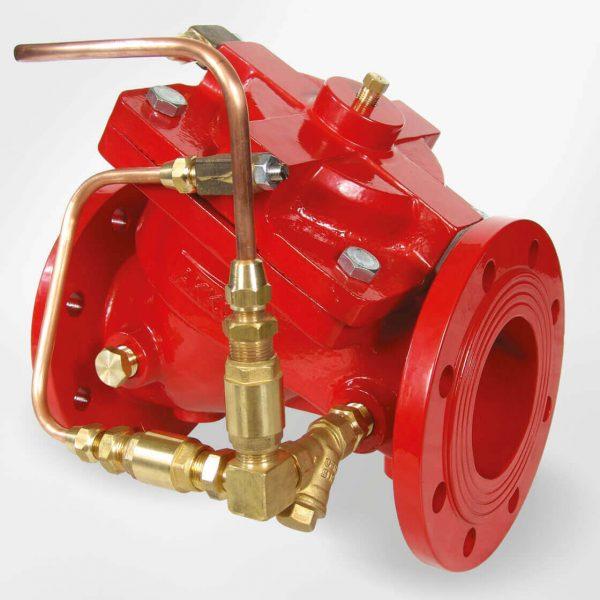 Hidrolik Çek Valf  Yangın Söndürme Kontrol Vanaları