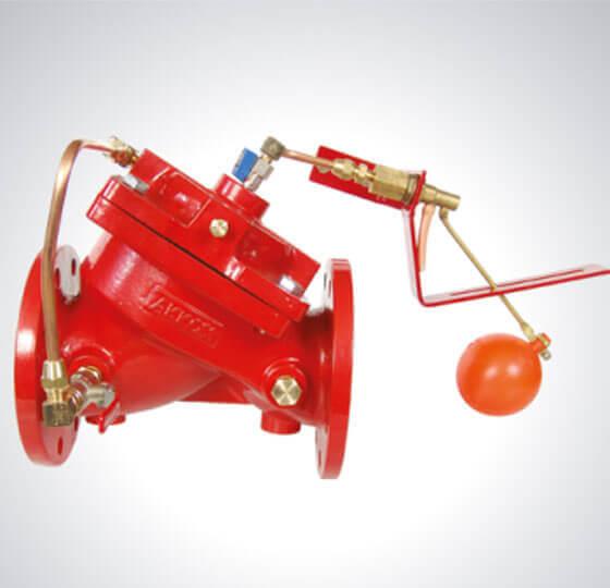 Seviye Kontrol Vanası Yangın Söndürme Sistemleri Ürün Detayı-1