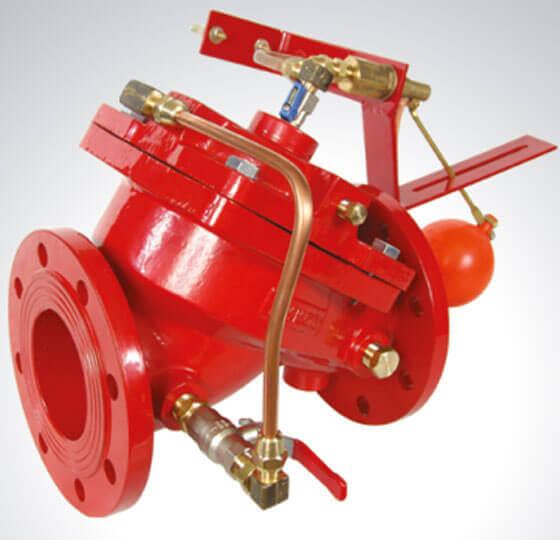 Seviye Kontrol Vanası Yangın Söndürme Sistemleri Ürün Detayı-2