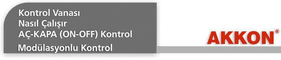 Yangın Kontrol Vanaları Nasıl Çalışır Bs