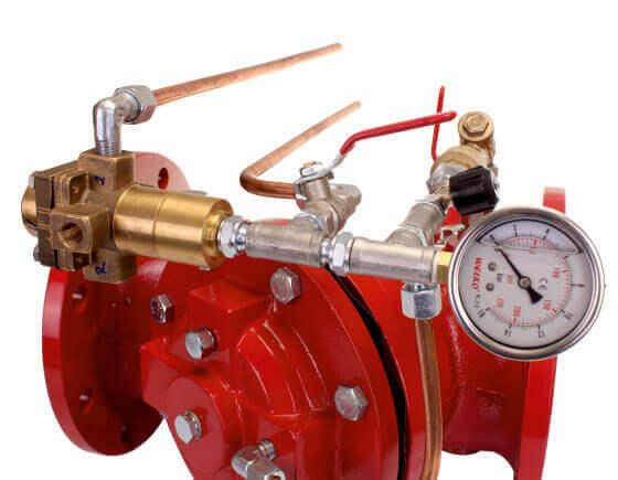Yangın Kontrol Vanaları Nasıl Çalışır Ürün Dt-2