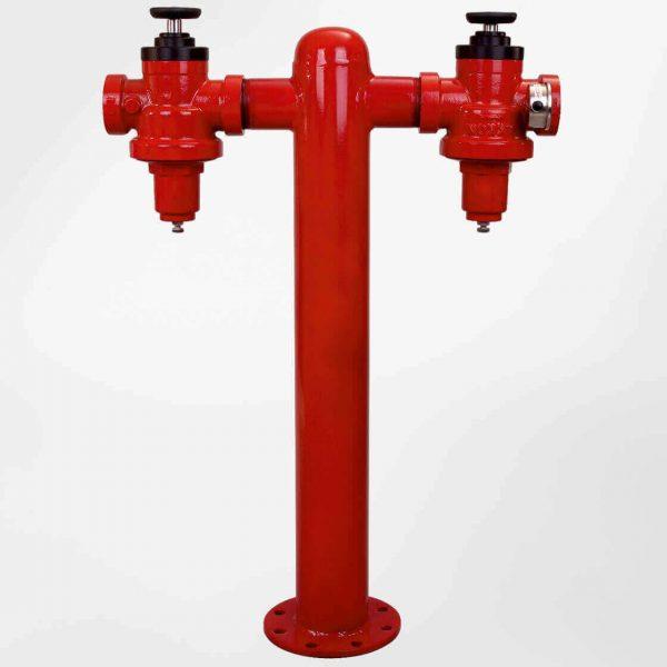 Sulama Hidrantı -A2 Tipi Çift Çıkışlı